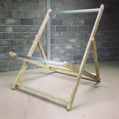 Giant-Deckchair-Frame-Aluminium-Poles