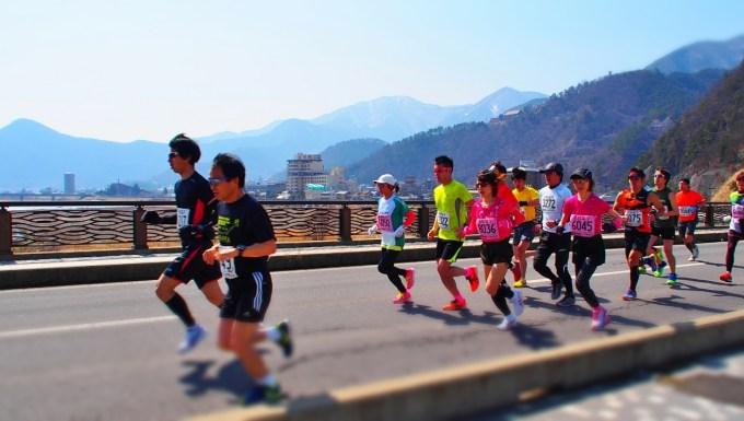 第2回千曲川ハーフマラソン千曲市マラソン