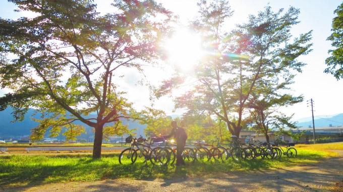 飛騨高山里山サイクリング視察研修千曲市観光協会