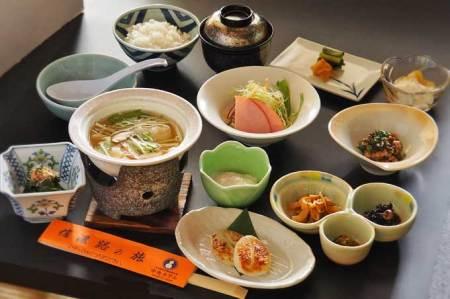 信州郷土料理
