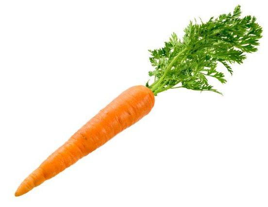 Cà rốt giảm cân