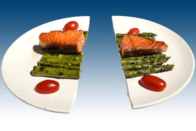 Chia nhỏ bữa ăn để giảm cân hiệu quả
