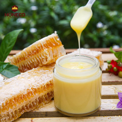 Sữa ong chúa là thành phần trong sữa non