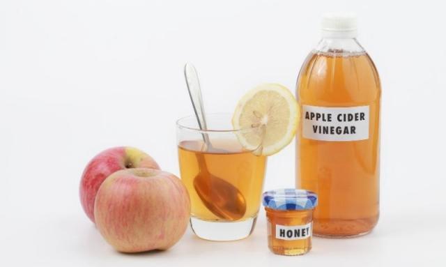 Sử dụng 1-2 muỗng canh giấm táo 1 ngày