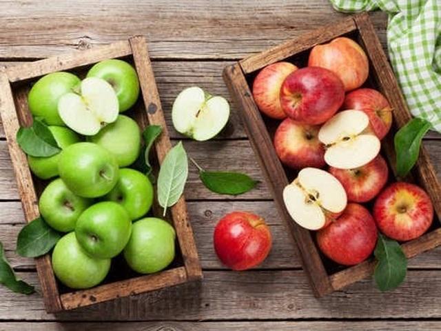 Thực đơn eat clean giảm cân 7 ngày không thể thiếu táo