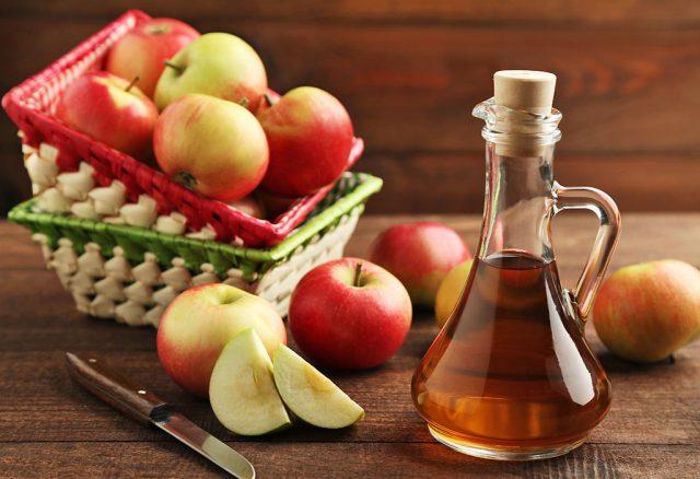Giấm táo giảm cân 1