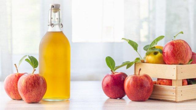 Giấm táo giảm cân 3
