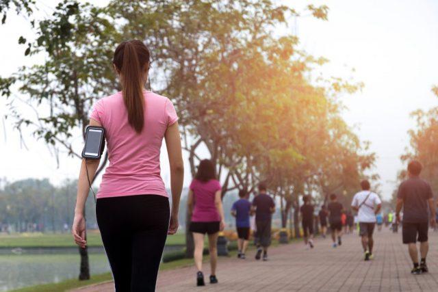 Chạy bộ là cách tiêu hao năng lượng hiệu quả và tăng cường sức khỏe