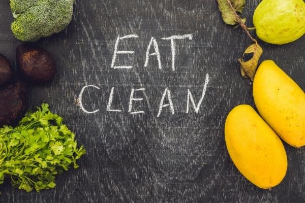 Chế độ ăn kiêng Eat clean