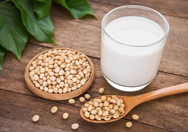 Sữa đậu nành tăng vòng 1