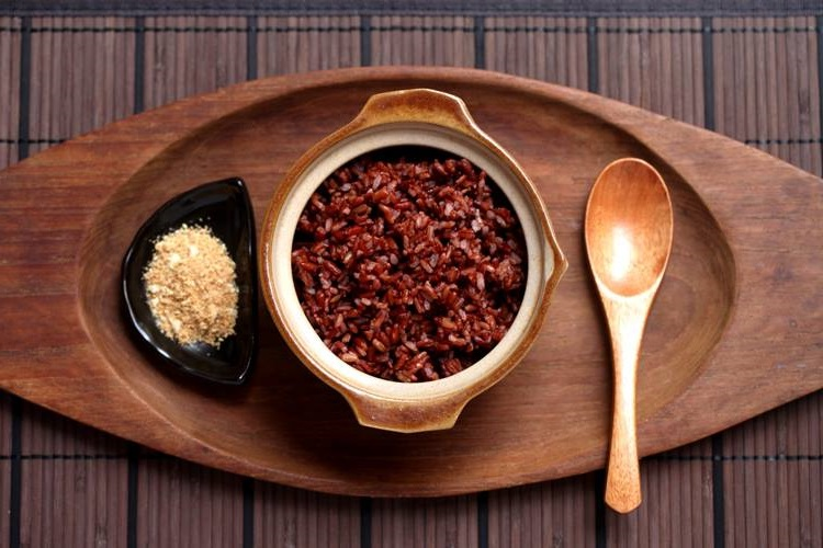 Cơm gạo lứt giảm cân