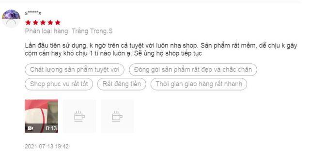 Cốc nguyệt san Ovacup review