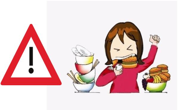 Có nên nịt bụng khi ăn