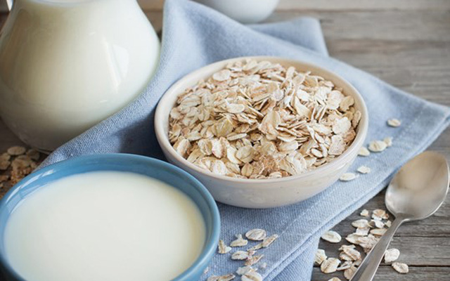 Sữa yến mạch giảm cân
