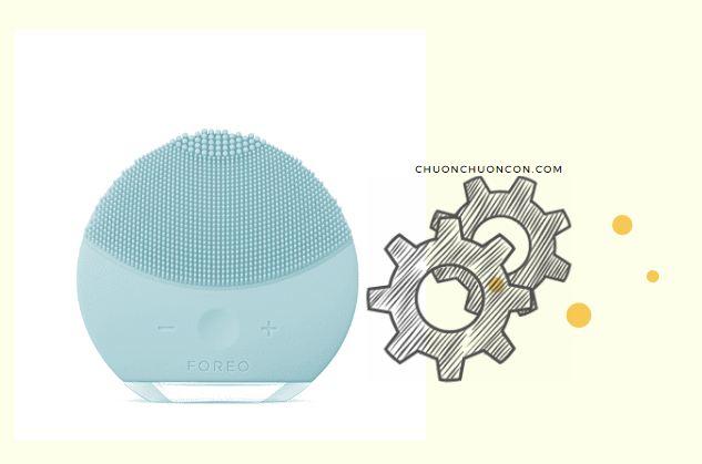 Công nghệ của Foreo Luna mini