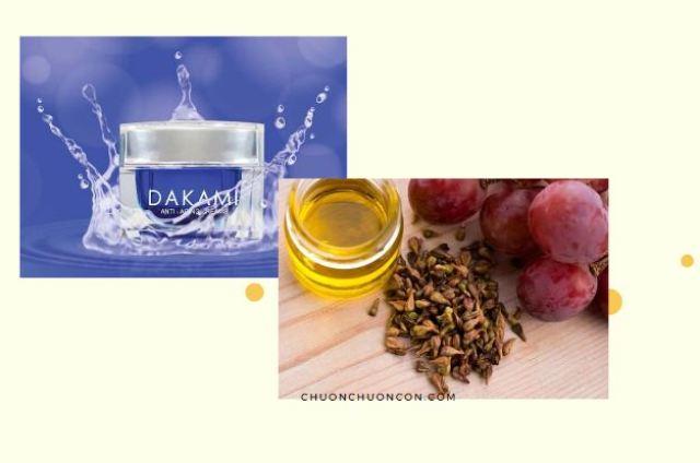 Tác dụng của kem Dakami