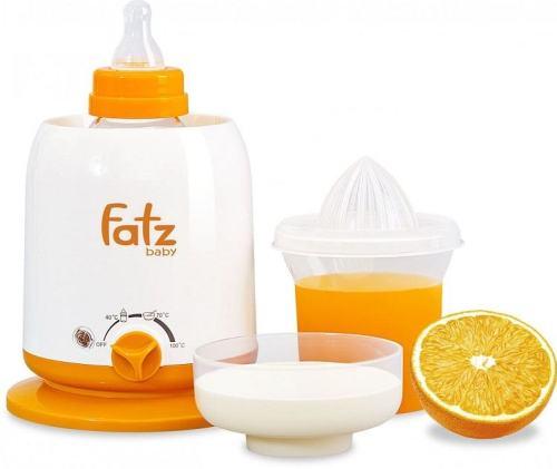 Review máy hâm sữa Fatzbaby có tốt không?