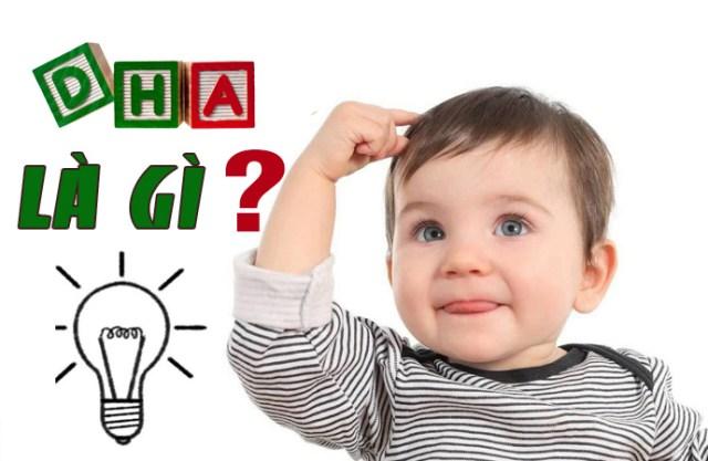 Cốm trí não chứa DHA