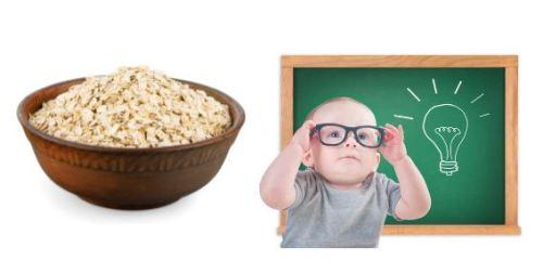 Cho trẻ ăn gì để trẻ thông minh hơn