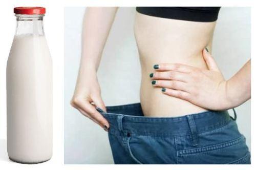 Uống sữa có giảm cân không