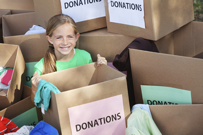 CHUP, Deacons, Donate Boxes