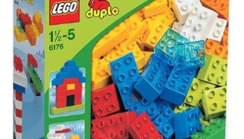 Lego Duplo, bloques básicos