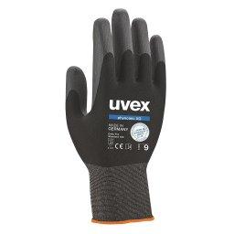 guantes de trabajo antideslizantes uvex