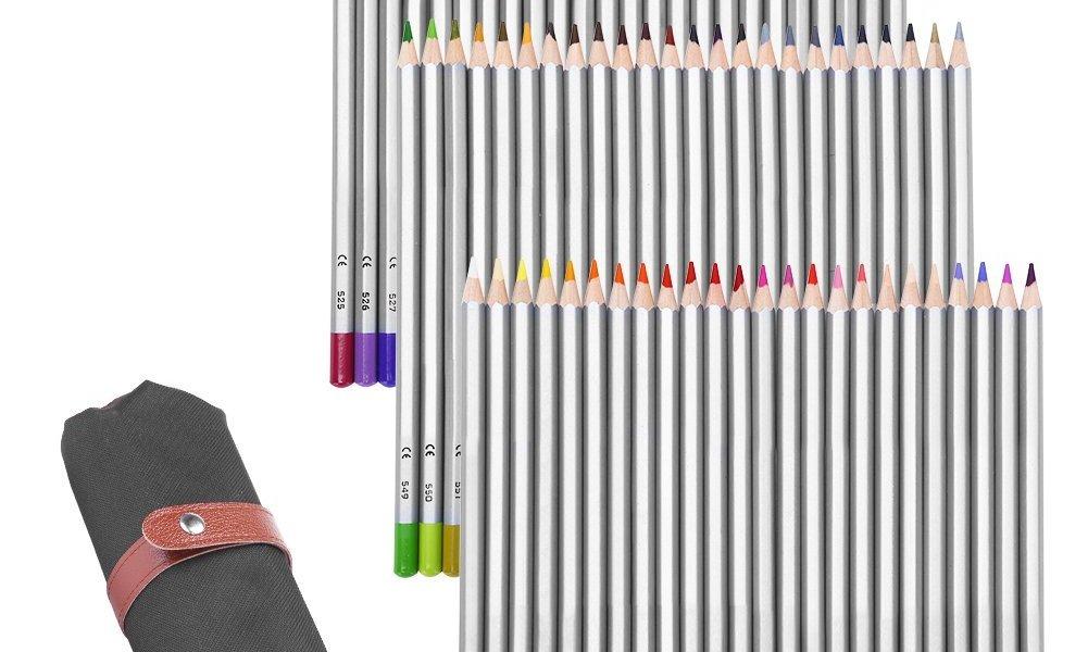 Ahorra 20 euros con la oferta Prime Day en los 72 lápices de colores más estuche de GHB, en Amazon: solo cuesta 19,99 euros