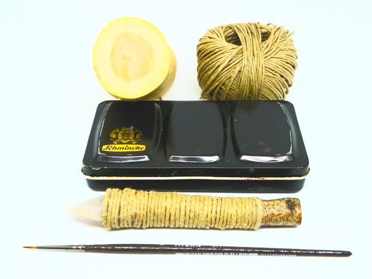 materiales para recrear rodete