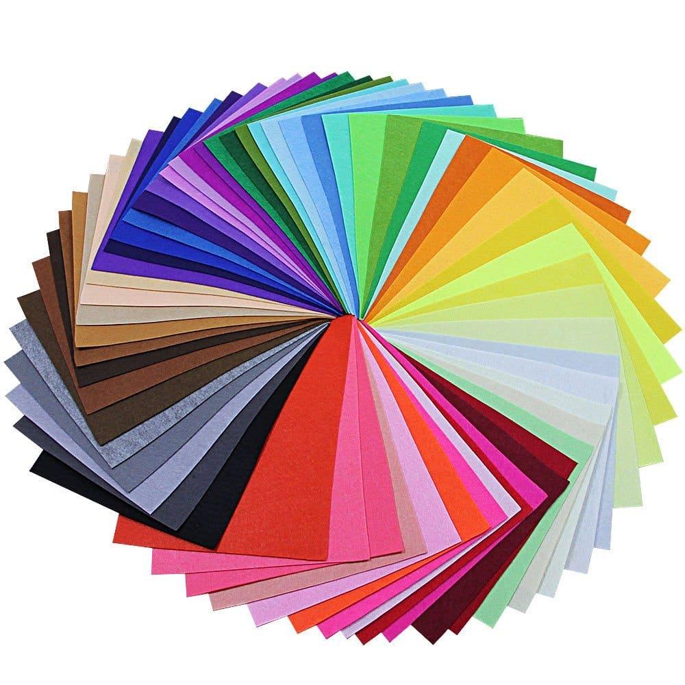 Listado de materiales para manualidades