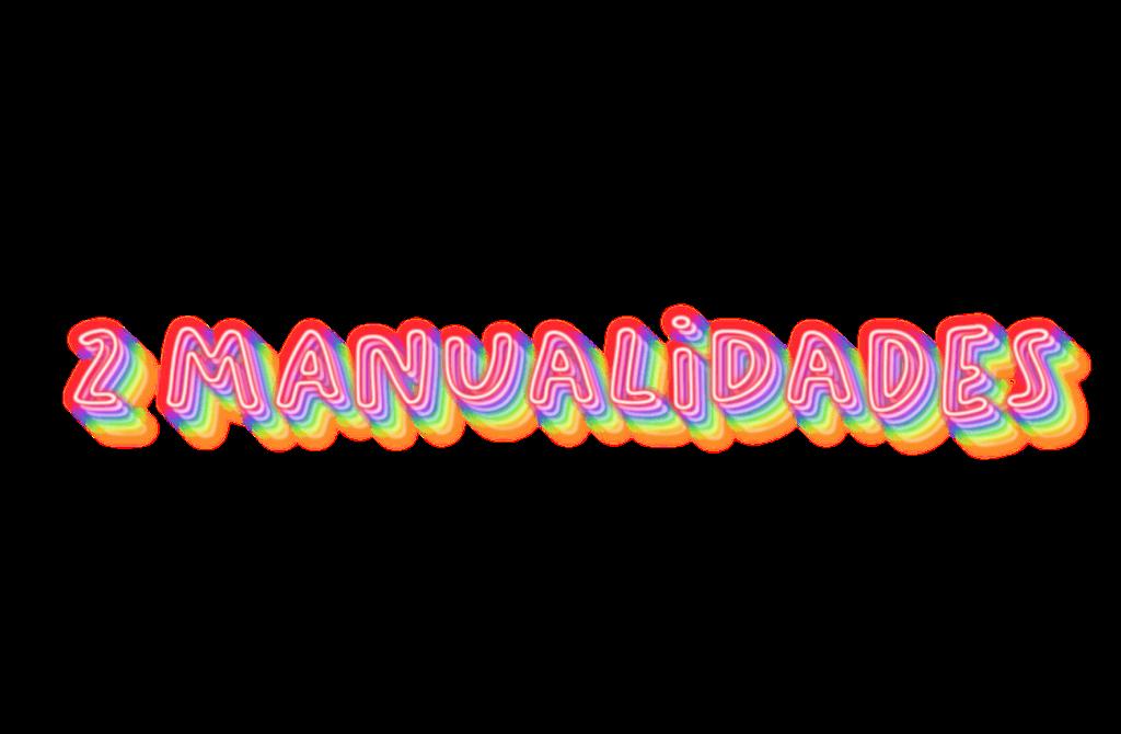 2 manualidades