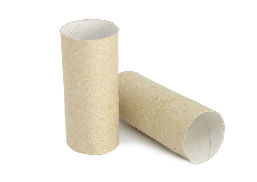 rollos de carton del papel higienico