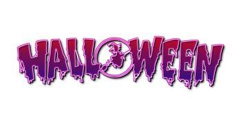 texto halloween