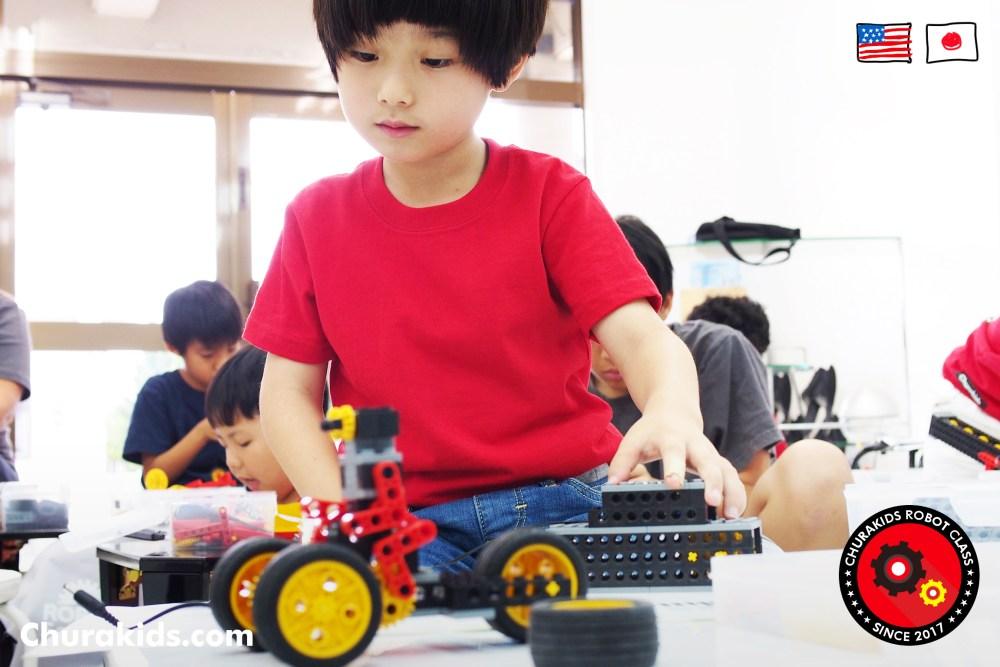 英語ロボット教室