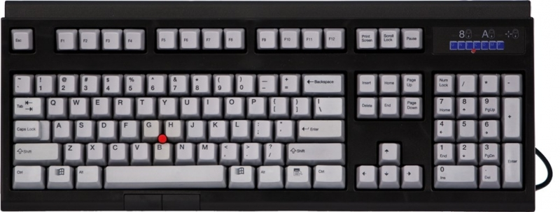 Back to basics: Unicomp EnduroPro Keyboard