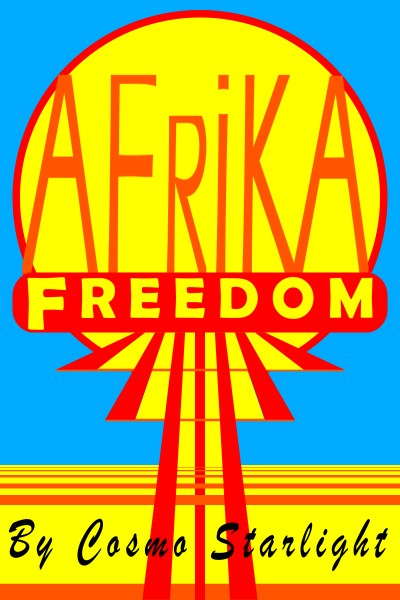 "Cover of ""Freedom Afrika"""