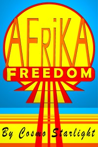 2nd cover of Freedom Afrika