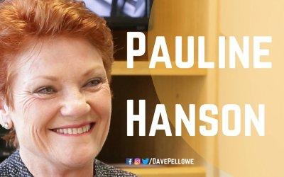 #017: Senator Pauline Hanson