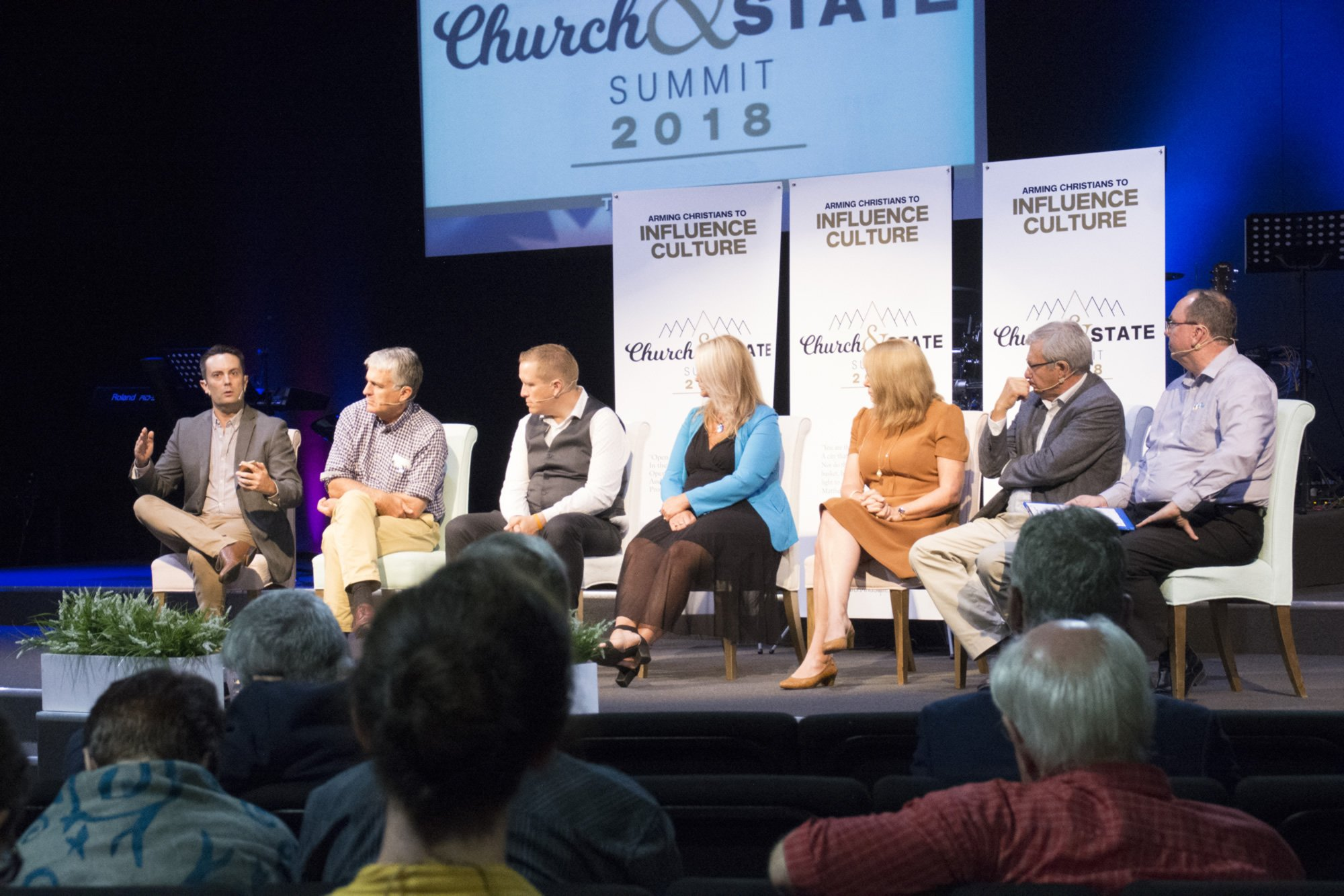Church And State - Arming Christians To Influence Culture