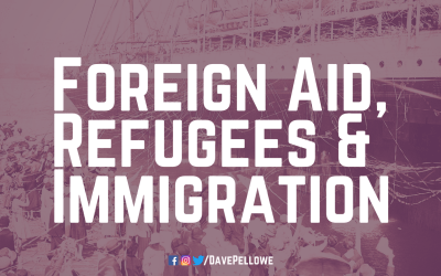 #006: Foreign Aid, Refugees & Immigration