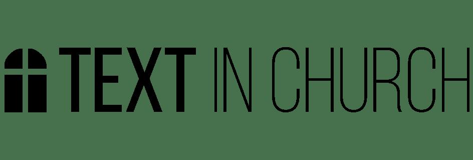 textinchurchlogo