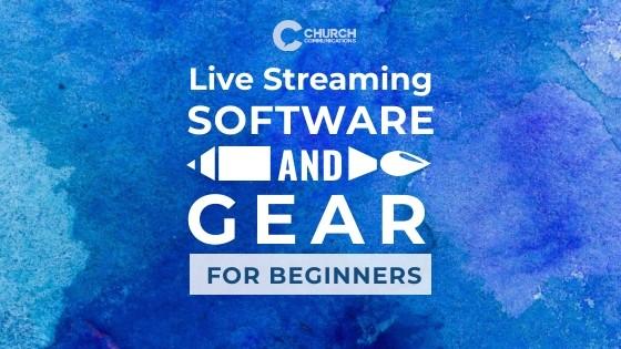livestreaming equipment list