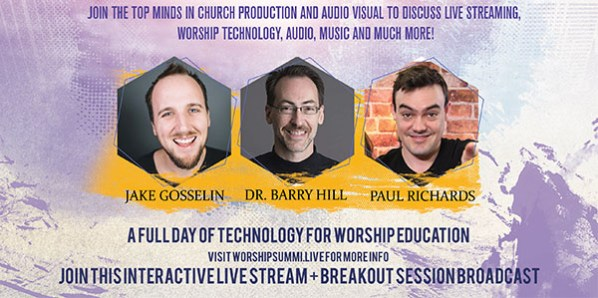livestreaming for churches conference