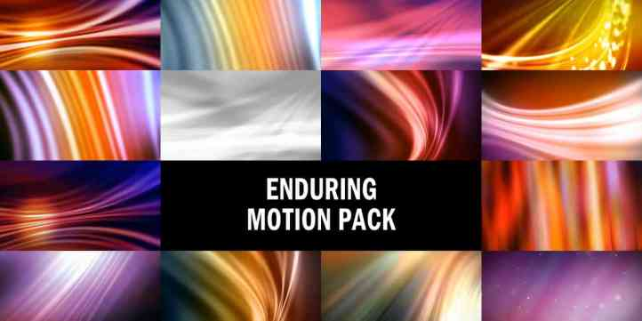 Enduring Motion Pack Preview