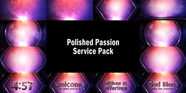 Polished Passion Service Pack Preview