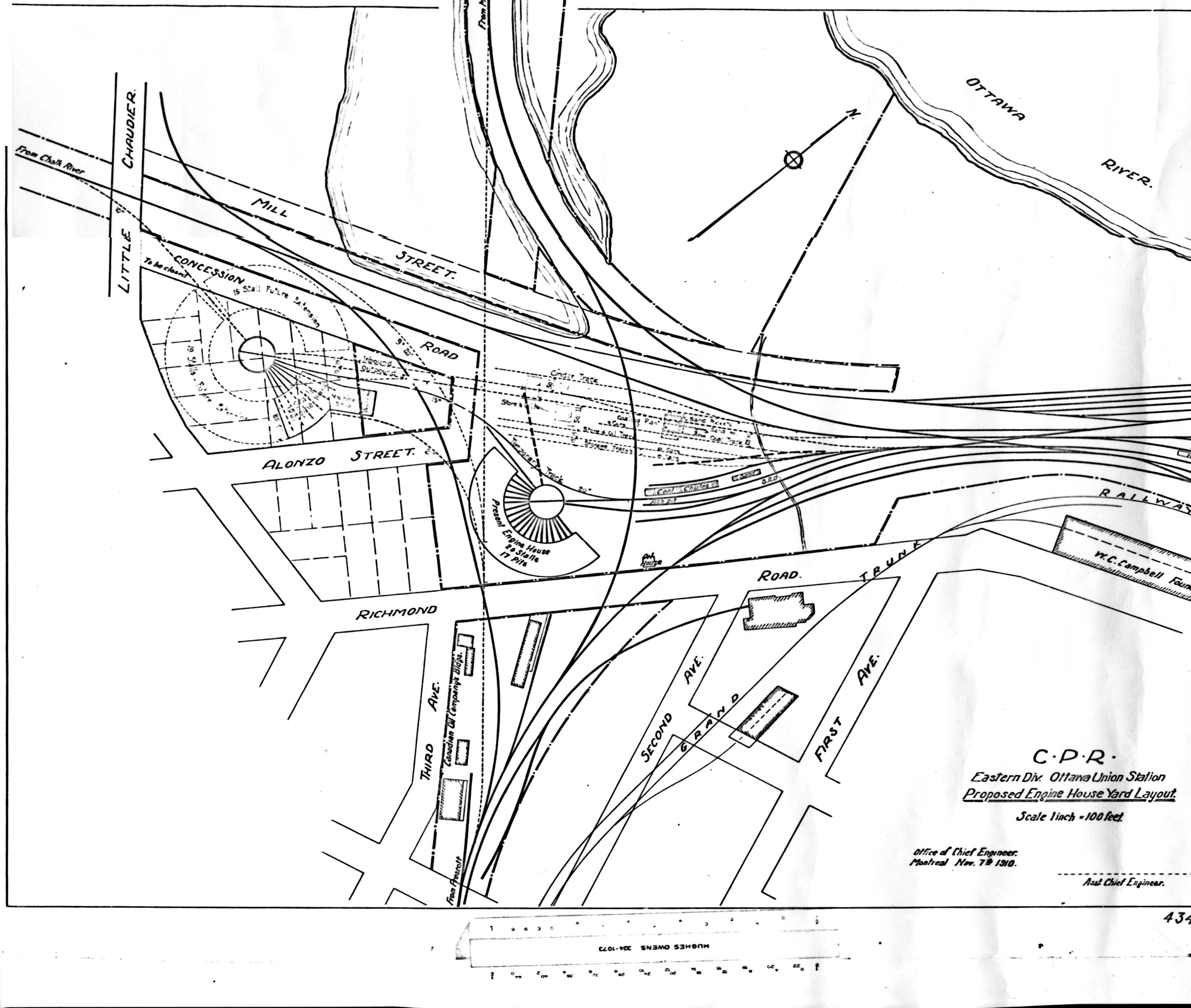 Ottawa Railway History Circle