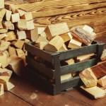Wood, kindling & coal