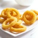 Battered Onion Rings 500g Bag