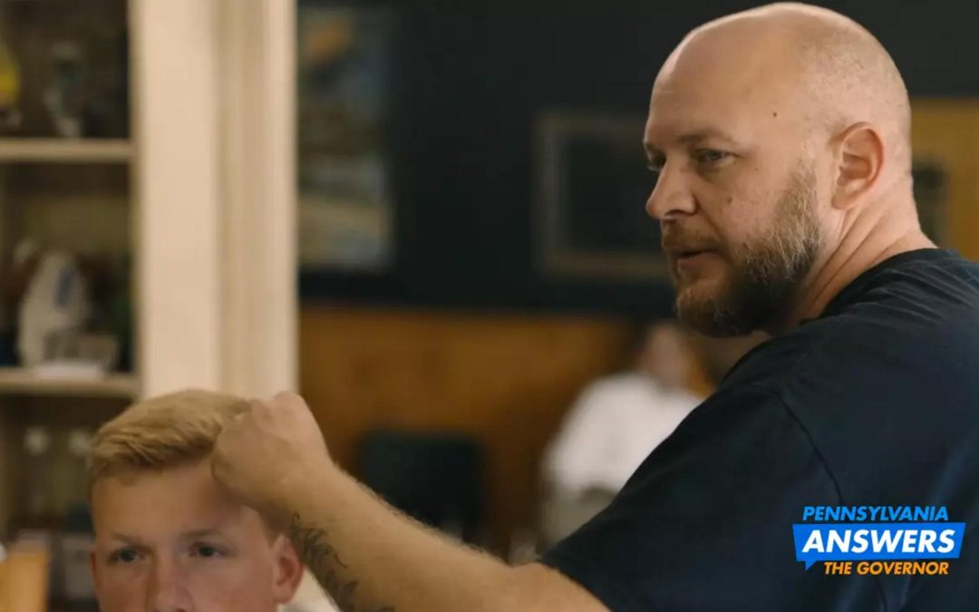 Andy the Barber Takes on Tax Hikes