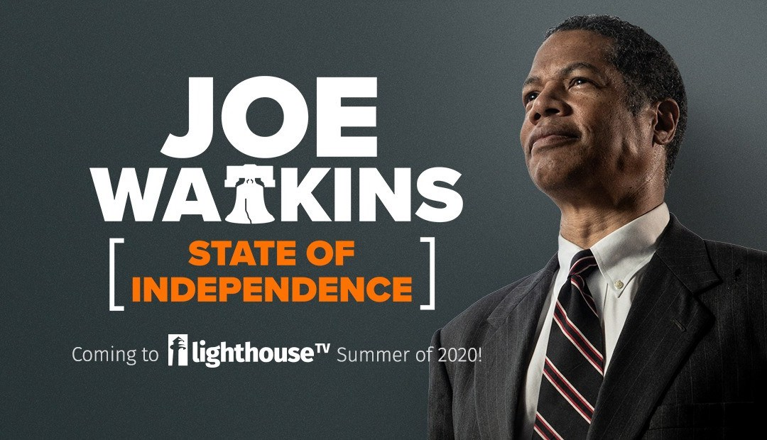 Joe Watkins' New Show is Coming Just in Time for the Election